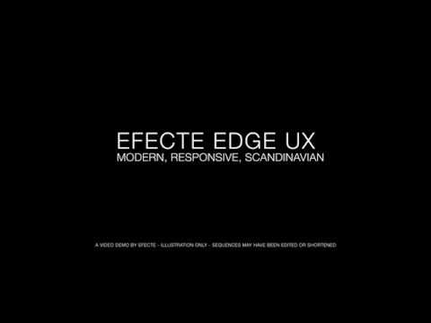 UX Intro - Efecte Edge for ITSM
