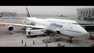 Boeing 747-8i для X-Plane 10 от SSG. Рейс: Тель-Авив - Дубай