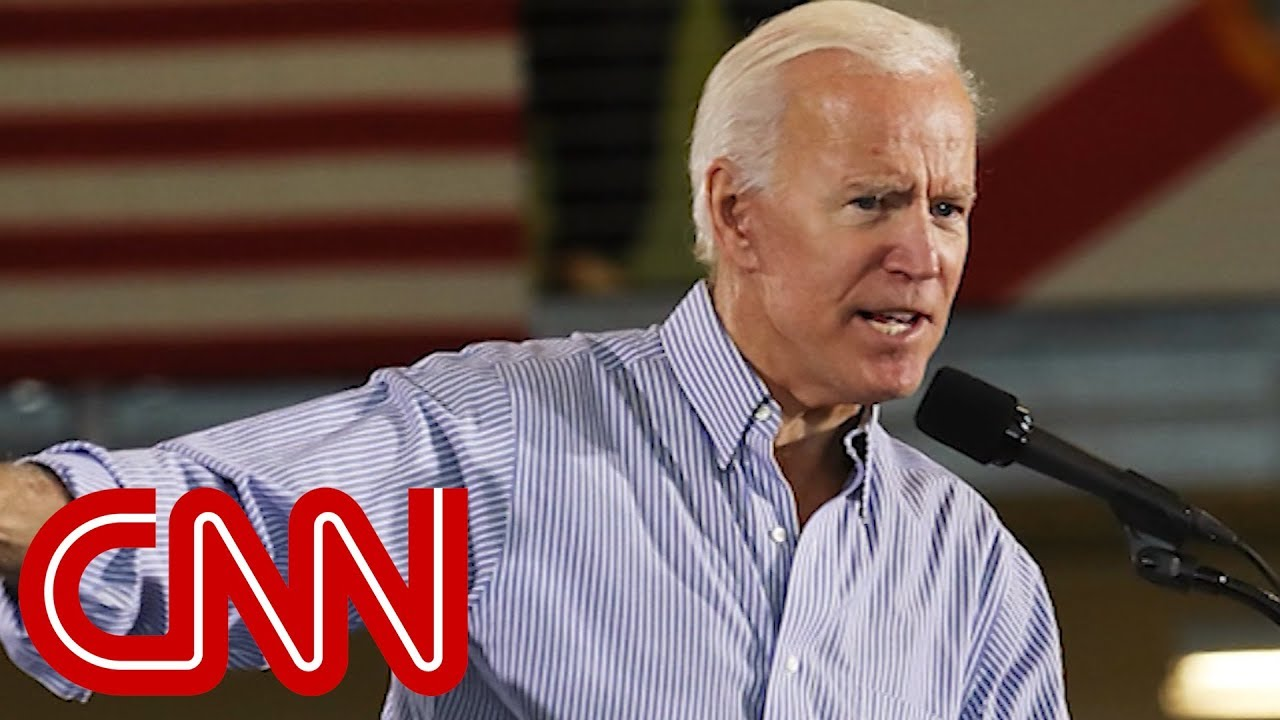 CNN poll: 50% of Americans would likely support a Biden run in 2020