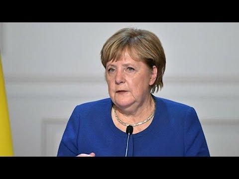 """Bild: Меркель в ответ на санкции против Nord Stream 2 """"объявила войну"""""""