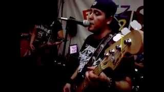 Nirvallica - Oz Fest 2013 - Whiskey in the jar (Metallica -Full band cover)