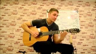 Илья - ученик Школы Express обучение игре на гитаре.