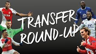 Transfer Round-Up: Bernardo Silva Signs For Man City For £43million