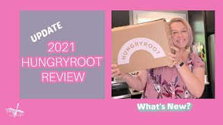 HUNGRYROOT MEAL  DEAS Hungryroot Review 2021