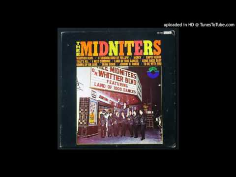 Thee Midnighters - Empty Heart - Rolling Stones Cover - Latino Garage/ Soul