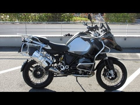 bmw r 1200 gs adventure start up and sound youtube. Black Bedroom Furniture Sets. Home Design Ideas