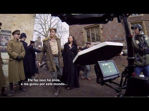 Mulher-Maravilha - Especial de Bastidores: Chris Pine