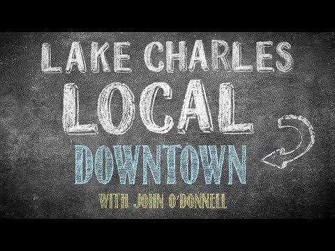 Lake Charles Local: Downtown Lake Charles Tour