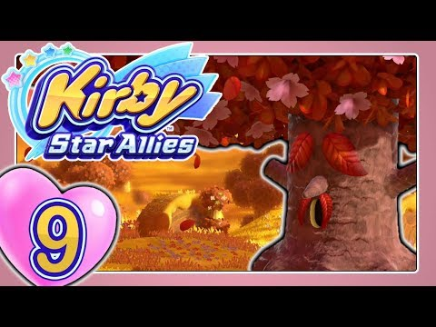 KIRBY STAR ALLIES 💞 Part 9: Whispys Opa Yggy Woods