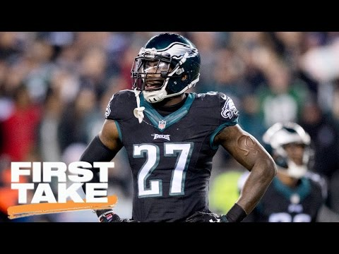 Eagles Safety Malcolm Jenkins Joins ESPN's First Take | First Take | April 28, 2017