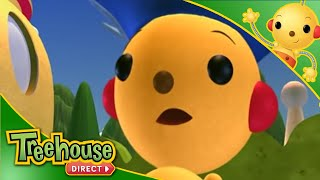 Rolie Polie Olie - Treasure Of The Rolie Polie Madre / Lost And Found / Zowie's Petals - Ep.47