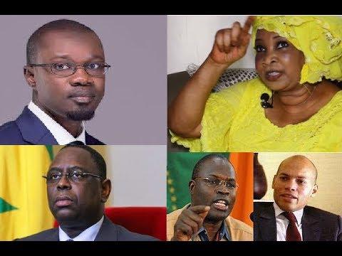 Selbé Ndom dévoile le vainqueur des elections 2019 , Marieme Faye et des sacrifices pour Macky Sall