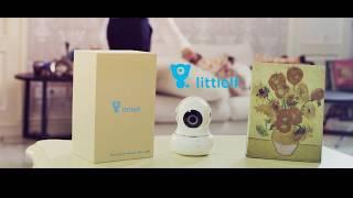 Littlelf - The world's first 3D panoramic navigation camera!