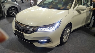 In Depth Tour Honda Accord CR Facelift - Indonesia