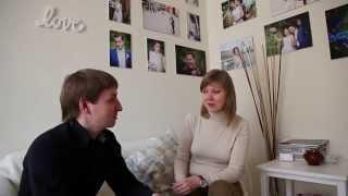 Полезные советы для молодоженов в интервью Попова Романа с Ольгой Блиновой свадебное агенство Пион