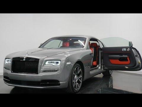 Rolls Royce Wraith 2019 Walkaround