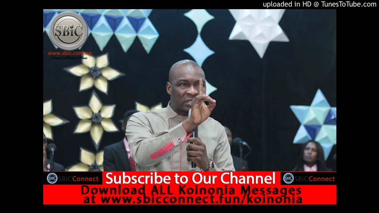 Download The Reality of Heaven and Hell Part Two Koinonia with Apostle Joshua Selman Nimmak