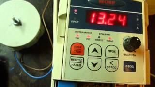Преобразователь частоты Веспер(, 2013-01-21T15:41:49.000Z)