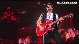 Nick & Simon - Lippen Op De Mijne (Live Symphonica In Rosso)