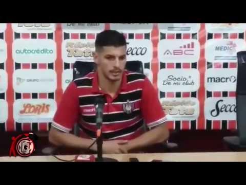 """Rodrigo Salinas, post Villa Dálmine: """"Tuvimos mucho mérito para darlo vuelta"""""""