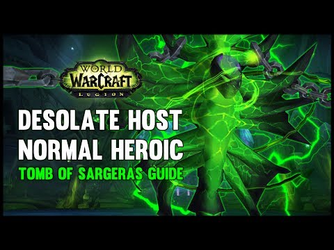 The Desolate Host Normal + Heroic Guide - FATBOSS