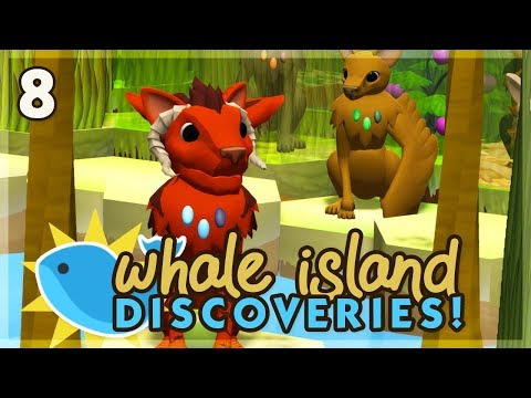 The Trickster's Island! | Niche Let's Play • Whale Island Discoveries - Episode 8