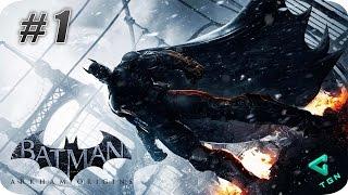 Batman Arkham Origins - Gameplay Español - Capitulo 1 - 1080p HD
