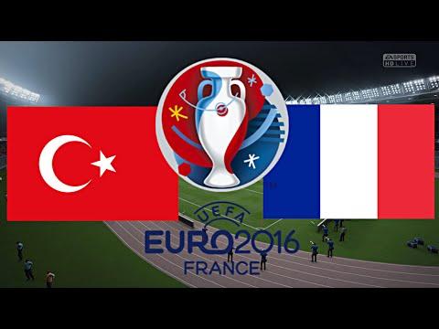 Em Frankreich Gegen Albanien