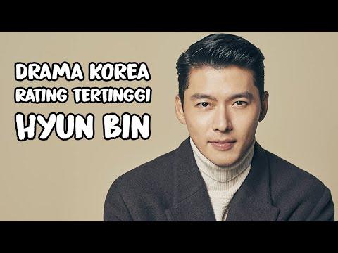 6 DRAMA KOREA HYUN BIN TERBAIK RATING TERTINGGI SEPANJANG KARIRNYA