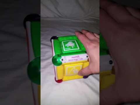 Munchkin Mozart musical magic cube toy orchestra instruments video