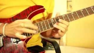ชีวิตยังคงสวยงาม ≠ bodyslam [Cover Guitar By Keng] - [Quality Sound]