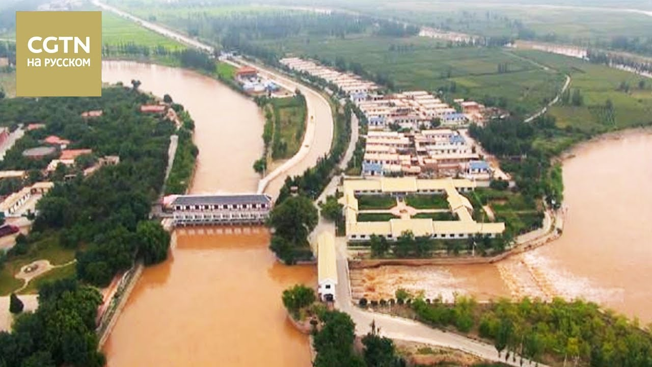 Три древних ирригационных сооружения Китая были внесены в список Всемирного наследия ЮНЕСКО [Age 0+]