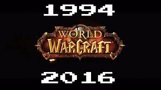 Evolution of warcraft(1994 to 2016) / Evolución de warcraft (1994- 2016)