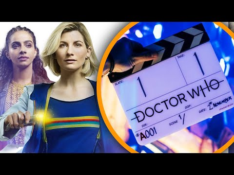 Doctor Who Series 13 IN PRODUCTION