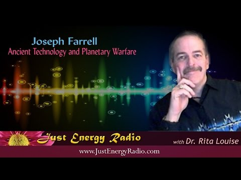 Joseph Farrell:  The Grid - Ancient Technology and Planetary Warfare
