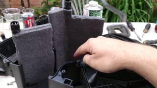 Клапандарды жөндеу климатроника Гольф 4. 2-бөлім