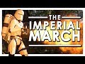 SWBF2 Song - The Imperial March With Only Battlefront 2 Sounds