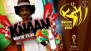Give Me Freedom | Wavin' Flag | K'naan - Karaoke