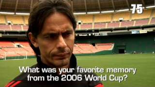 90 Seconds with Filippo Inzaghi