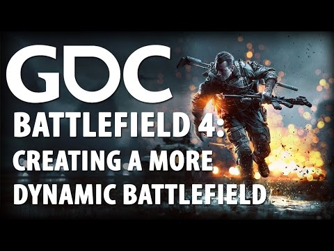Battlefield 4: Creating a More Dynamic Battlefield
