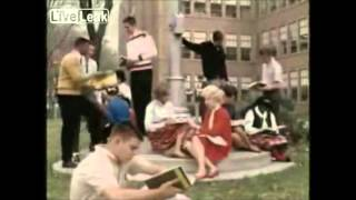 1960s culture video for Field Experience