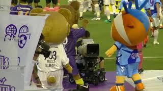 2018年8月11日 サンフレッチェ広島 vs V.ファーレン長崎戦.
