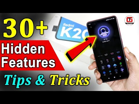 Redmi K20/K20 Pro Hidden Features, Tips and Tricks in Hindi   Redmi K20 Pro Top Features