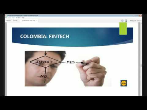 Colombian Tech Sectors
