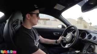 2015 Mustang GT Projekt - Erste Ausfahrt - Simon MotorSport - Folge 19