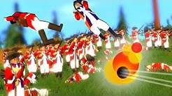 Revolutionary War now with Ragdolls and Better Explosions! - Rise of Liberty