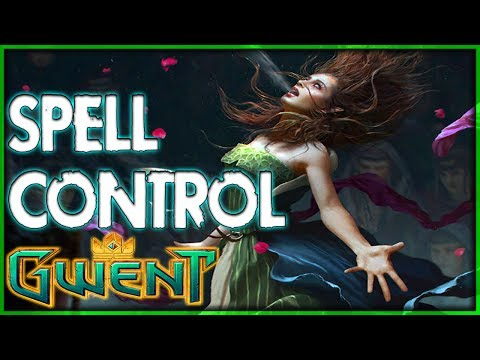 GWENT 👑 WHO NEEDS UNITS?! - SCOIATAEL SPELL CONTROL EITHNE DECK GUIDE | OPEN BETA GAMEPLAY Furo