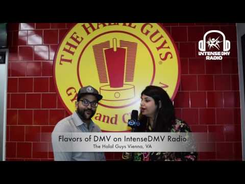 The Halal Guys Vienna VA on Flavors of DMV on IntenseDMV Radio
