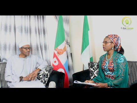 I AM CHANGE: General Buhari Interview