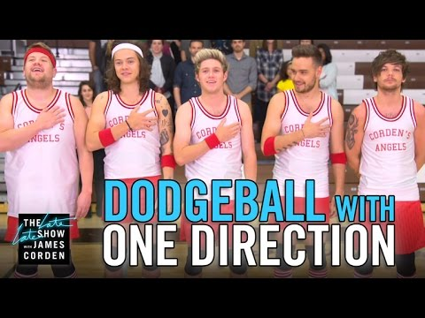 Thumbnail: Dodgeball with One Direction
